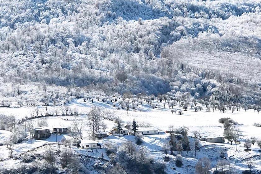 زمستان منطقه فیلبند