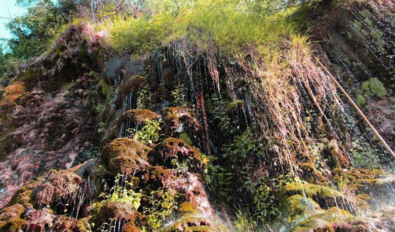 آبشار روستای کندلوس