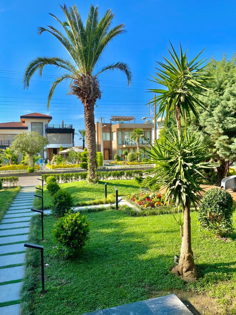 ویلا مدرن در نوشهر